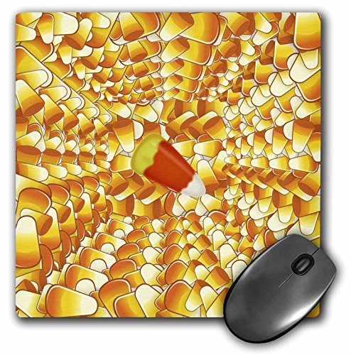 3d Rose 3dRose LLC 8 x 8 x 0.25 Inches Mouse Pad, Candy C...