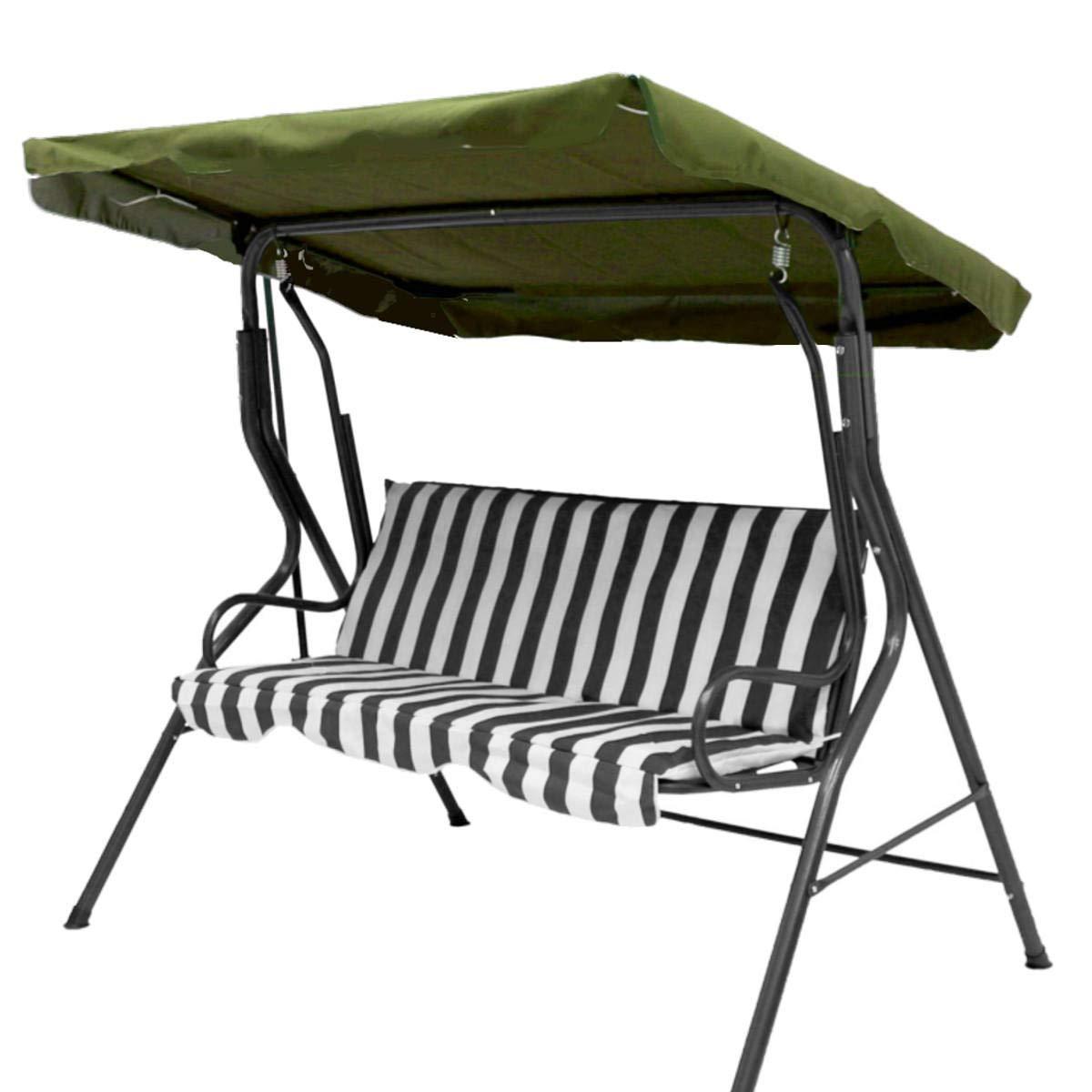 Amazon Com Kenthia 2 3 Seaters Swing Chair Garden Hammock