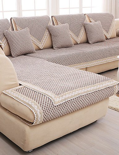 ZZLOVEHOME-Home Microfiber Sofa Cover Solid Mini Cube Quilting Recliner Cover Home Furniture Slipcover Chair & ZZLOVEHOME-Home Microfiber Sofa Cover Solid Mini Cube Quilting ... islam-shia.org