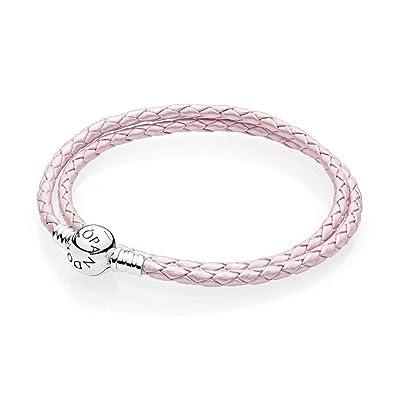 e22344703 Pandora Women Silver Rope Bracelet - 590745CMP-D2: Amazon.co.uk: Jewellery