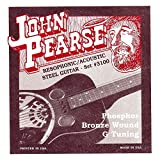 John Pearse Resophonic Acoustic Steel Guitar Bronze Wound G Tuning