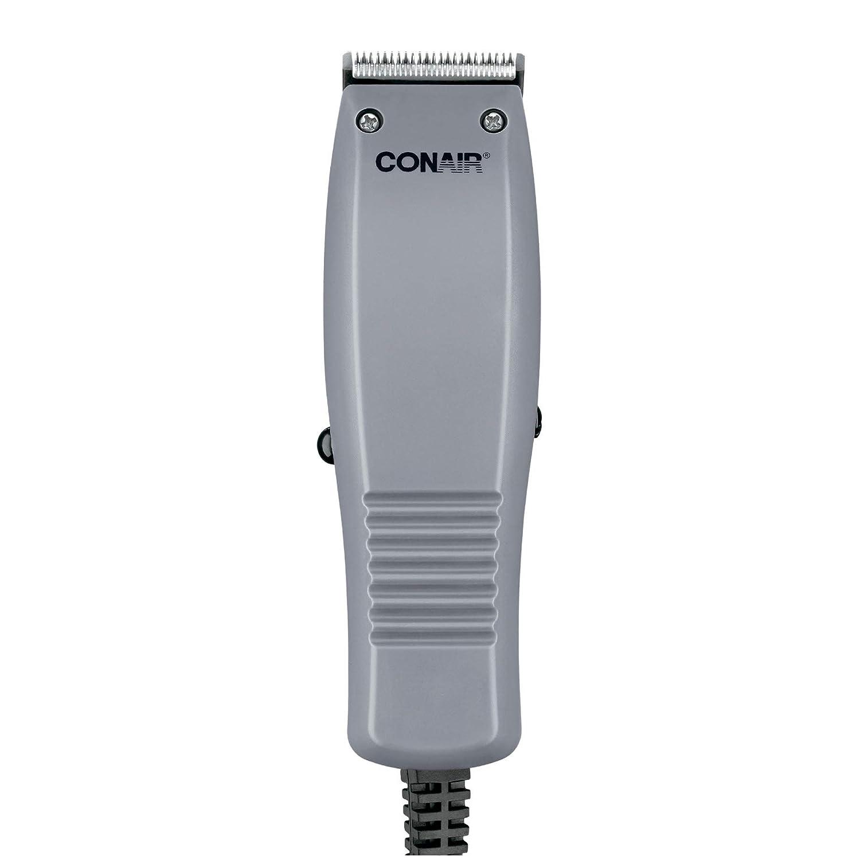 Conair 10-piece Simple Cut Haircut Kit, Home Hair Cutting Kit