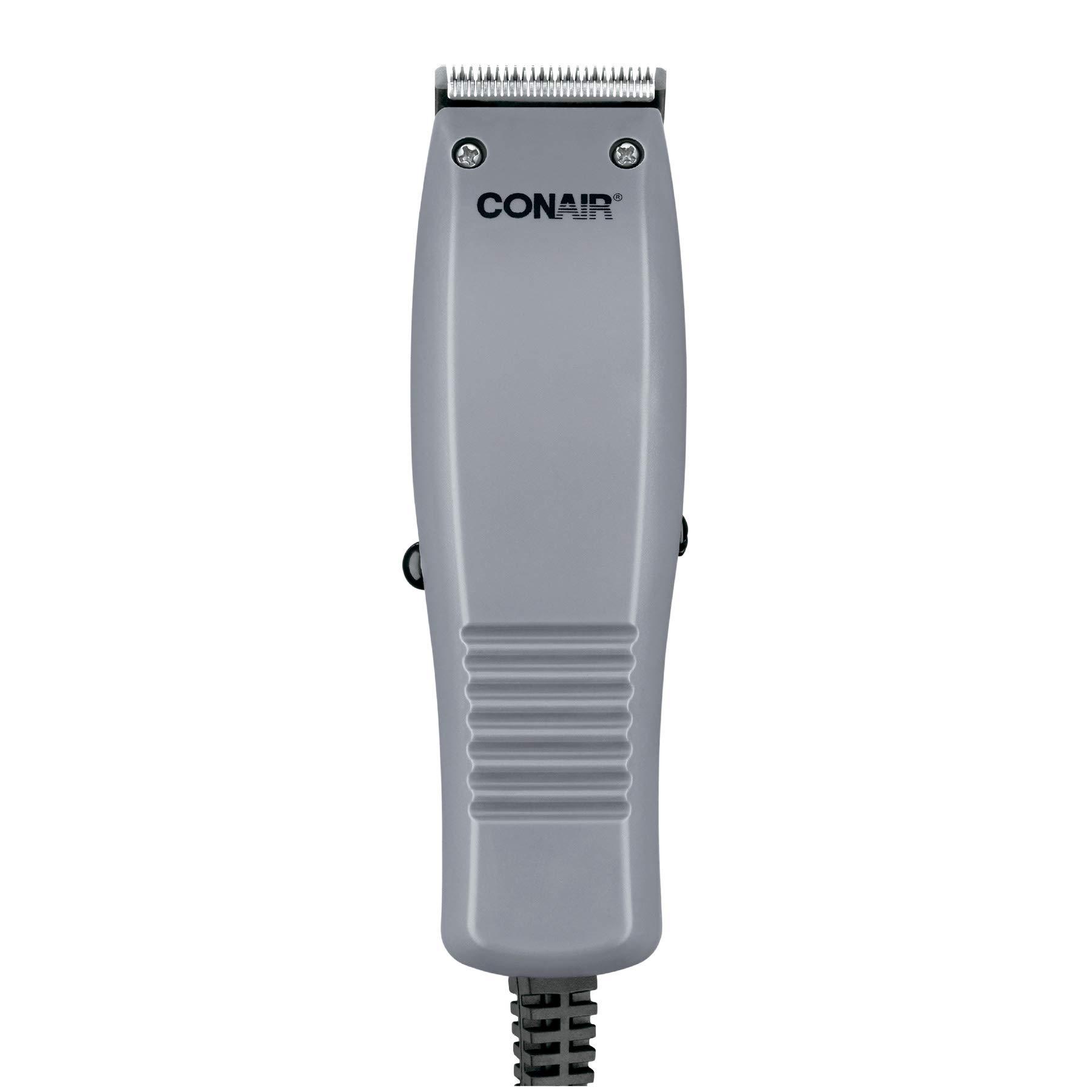 Conair 10-piece Simple Cut Haircut Kit, Home Hair Cutting Kit by Conair