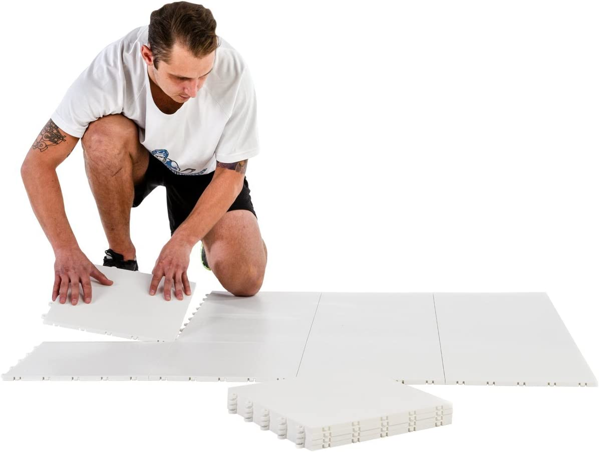 Are Slick Tiles and Dryland Flooring the Same Thing?