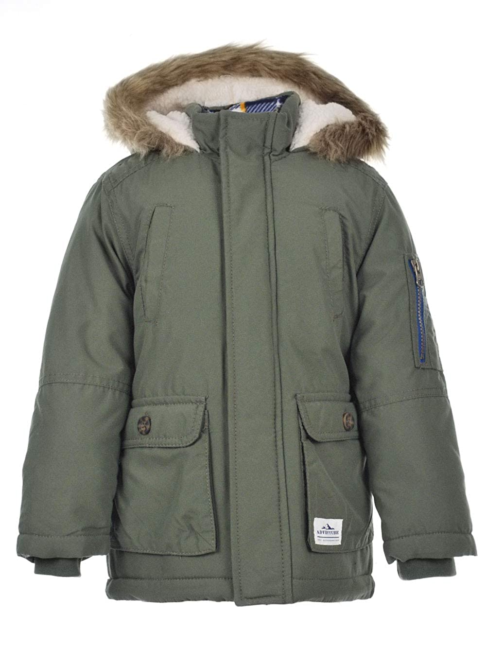 Carters Boys Insulated Jacket Carter/'s