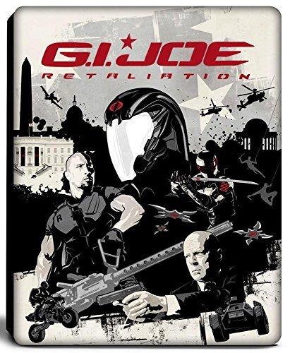 G.I. Joe 2 : Conspiration [Combo Blu-ray + DVD - Édition Limitée exclusive Amazon.fr boîtier SteelBook]