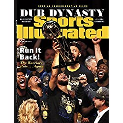 Sports Illustrated Golden State Warriors 2018 NBA Finals Champions Commemorative Issue