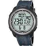 Calypso UK5704/6 - Reloj digital para hombre, cuarzo y correa de PU,