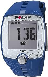 Polar Pulsuhr Ft2 Pulsómetro, Unisex, Azul, Talla Única: Amazon.es: Deportes y aire libre