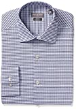 Van Heusen Mens Dress Shirt Flex Collar Slim Fit Check