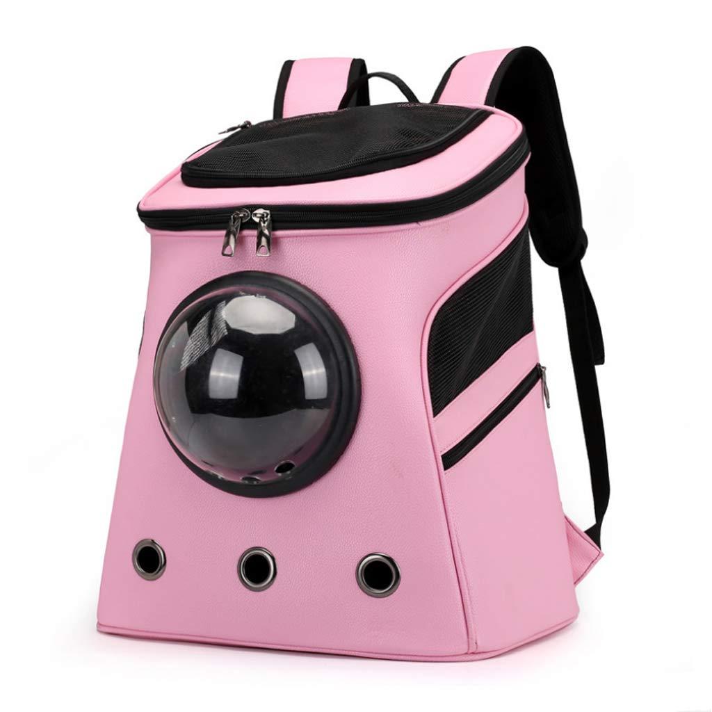 New Space Capsule pet Bag cat Bag pet Out Carrying Bag Transparent Dog Backpack