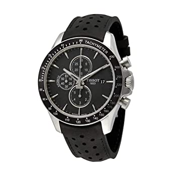 5bbcf60073a Image Unavailable. Image not available for. Color: Tissot V8 Automatic  Chronograph Mens Watch ...
