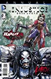 Injustice Gods Among Us Annual #1
