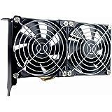 Amazon Com Rdexp Black 5v Usb Power Silent Computer