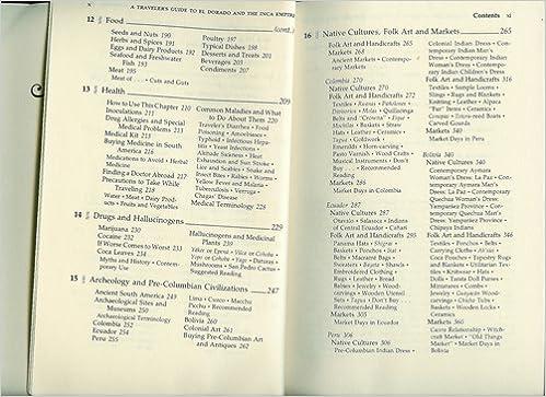 Book A Traveler's Guide to El Dorado & the Inca Empire (A Penguin handbook original)