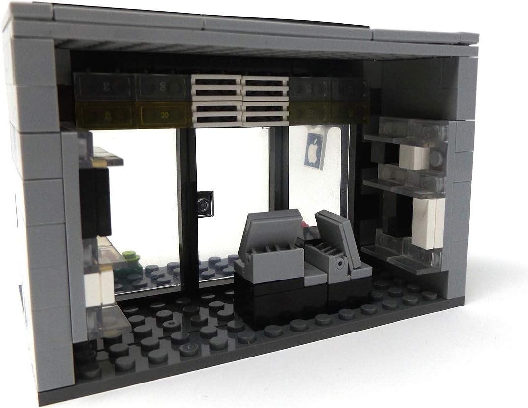Modbrix City Handy Store - Juego de construcción (184 Piezas ...