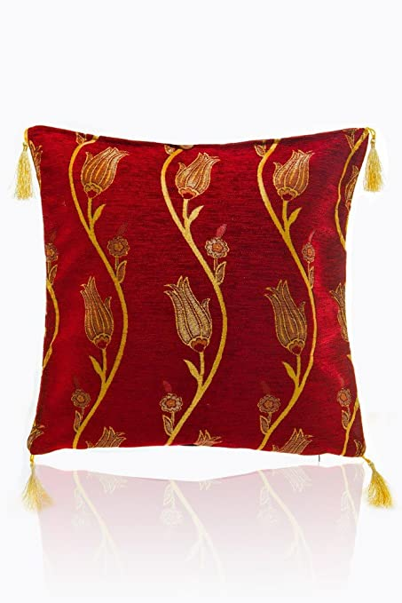Züleyha Taie d/'oreiller oreiller Housse Coussin Cushion Cover Oriental Design