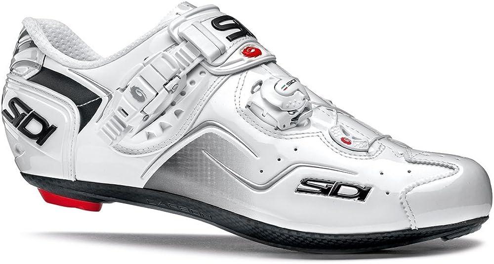 SIDI Trace MTB Cycling Shoes White//White