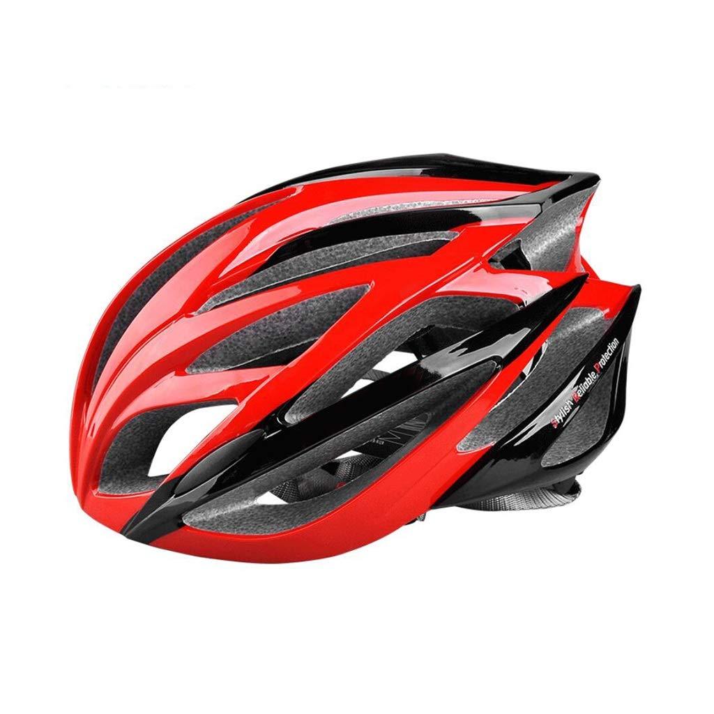 人気ショップ ヘルメット ヘルメット マウンテンサイクルヘルメットオフロードバイクヘルメット軽量専門男性女性乗馬ヘルメットバイクレーシングセーフティキャップ B07PWCNK1M B07PWCNK1M 赤 赤 赤, キヨミムラ:ef35b885 --- a0267596.xsph.ru
