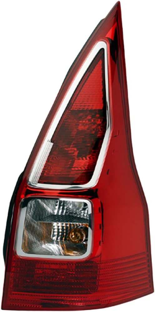 Bulb Technology 12V Left with bulbs HELLA 2VP 982 006-011 Combination Rearlight with lamp base