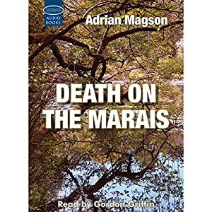 Death on the Marais Audiobook