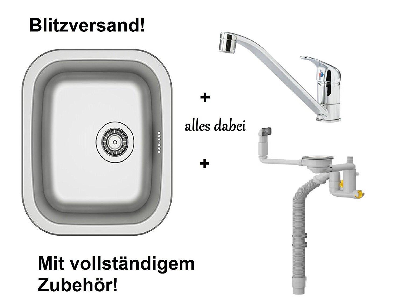 Ikea Küchenspüle Waschbecken Einbauspüle Spüle + Einhand ...