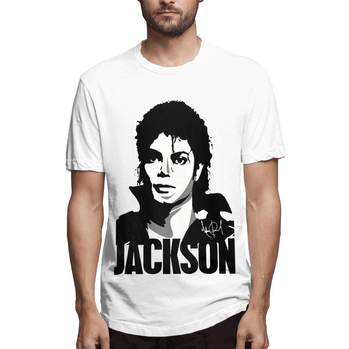 Michael J Super Star Fashion S Tshirt