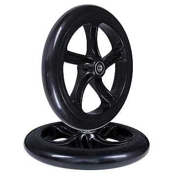 Amazon.com: Pack de 2 ruedas para patinete de adulto de ...