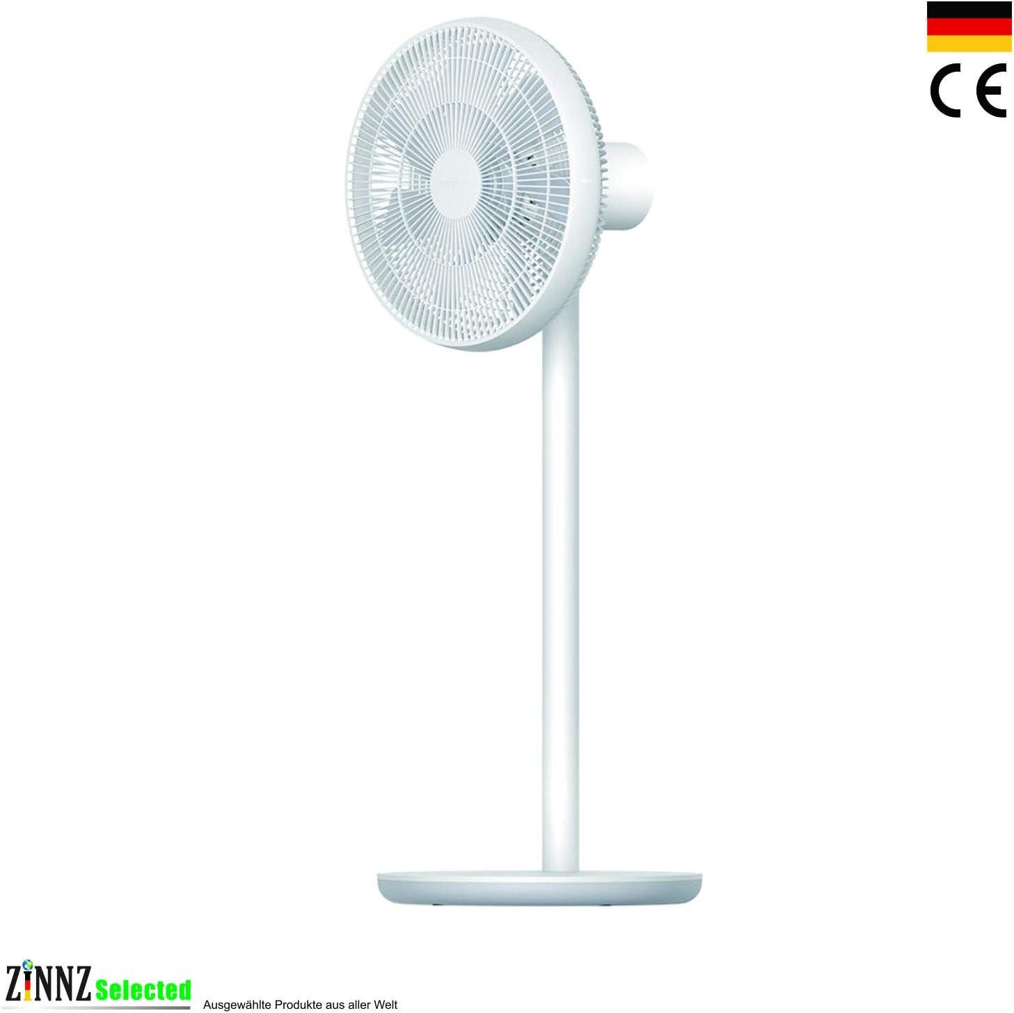 Smartmi - Ventilador de pie (versión UE): Amazon.es: Electrónica