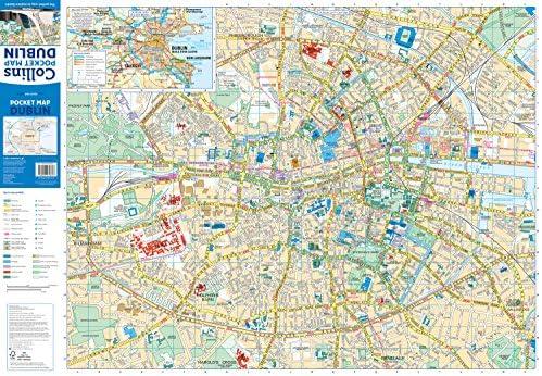 The perfect way to explore Dublin Dublin Pocket Map