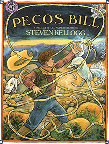 Image result for Pecos Bill