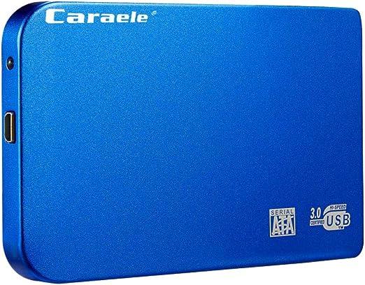 Unbranded 外部ケースの内部にあるラップトップPC用のハードドライブエンクロージャUSB3.0ケーブル - 250GB