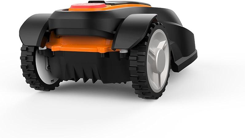 Amazon.com: WORX Landroid cortacésped robótico preprogramado ...