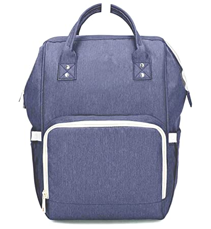 1891def1 Buy Teeny Weeny® Maternity Travel New Diaper Bag Organizer Designer Large  Mother Baby Backpack (Blue) Online at Low Prices in India - Amazon.in