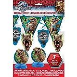 Jurassic World Party Decoration Kit, 7pc