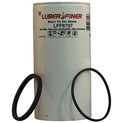 Luber-finer LFF8707-6PK Heavy Duty Fuel Filter, 6 Pack: Automotive