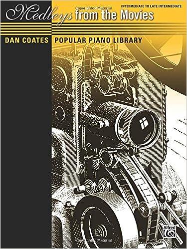 the dan coates piano library thematic