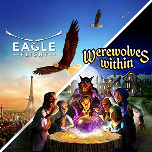 Eagle Flight & Werewolves Within PSVR Bundle - PS4 [Digital Code] by Ubisoft
