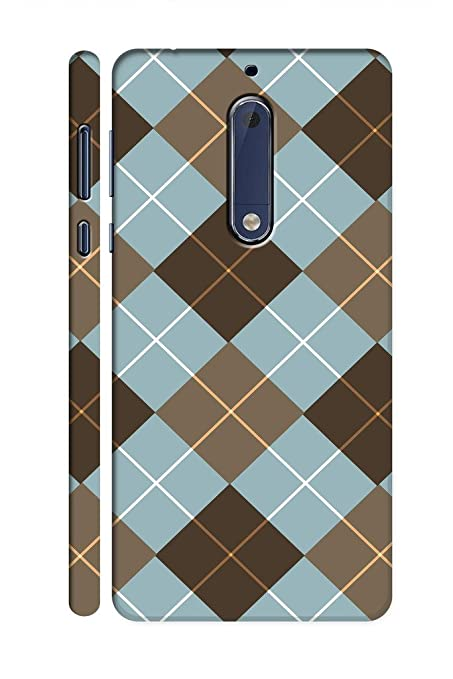 SRS Nice Art 3D Back Cover for Nokia 5: Amazon in: Electronics