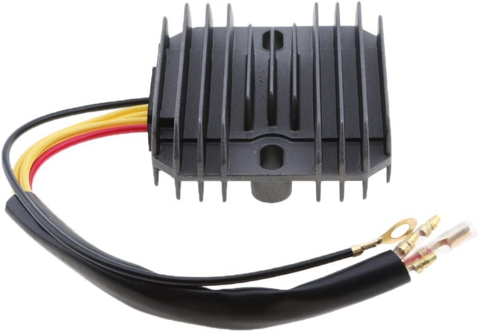SDENSHI Gleichrichterregler F/ür Suzuki GS750E KATAN 1980~1983 GSX750 KATAN 1980~1983