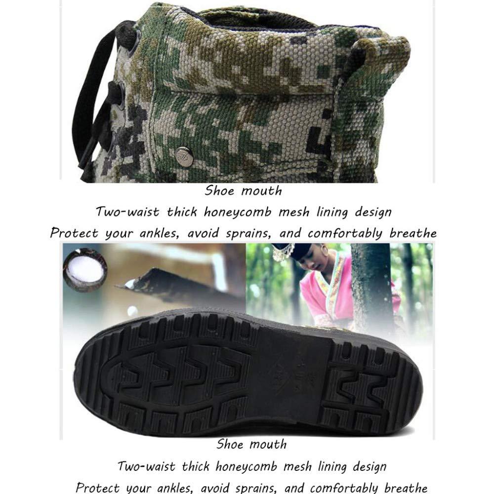 Hombres Botas Tácticas Tácticas Tácticas Ejército Militar Zapatos De Combate Desierto Calzado De Trabajo abc24e