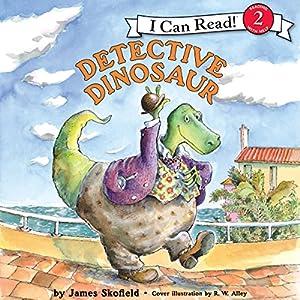 Detective Dinosaur Audiobook