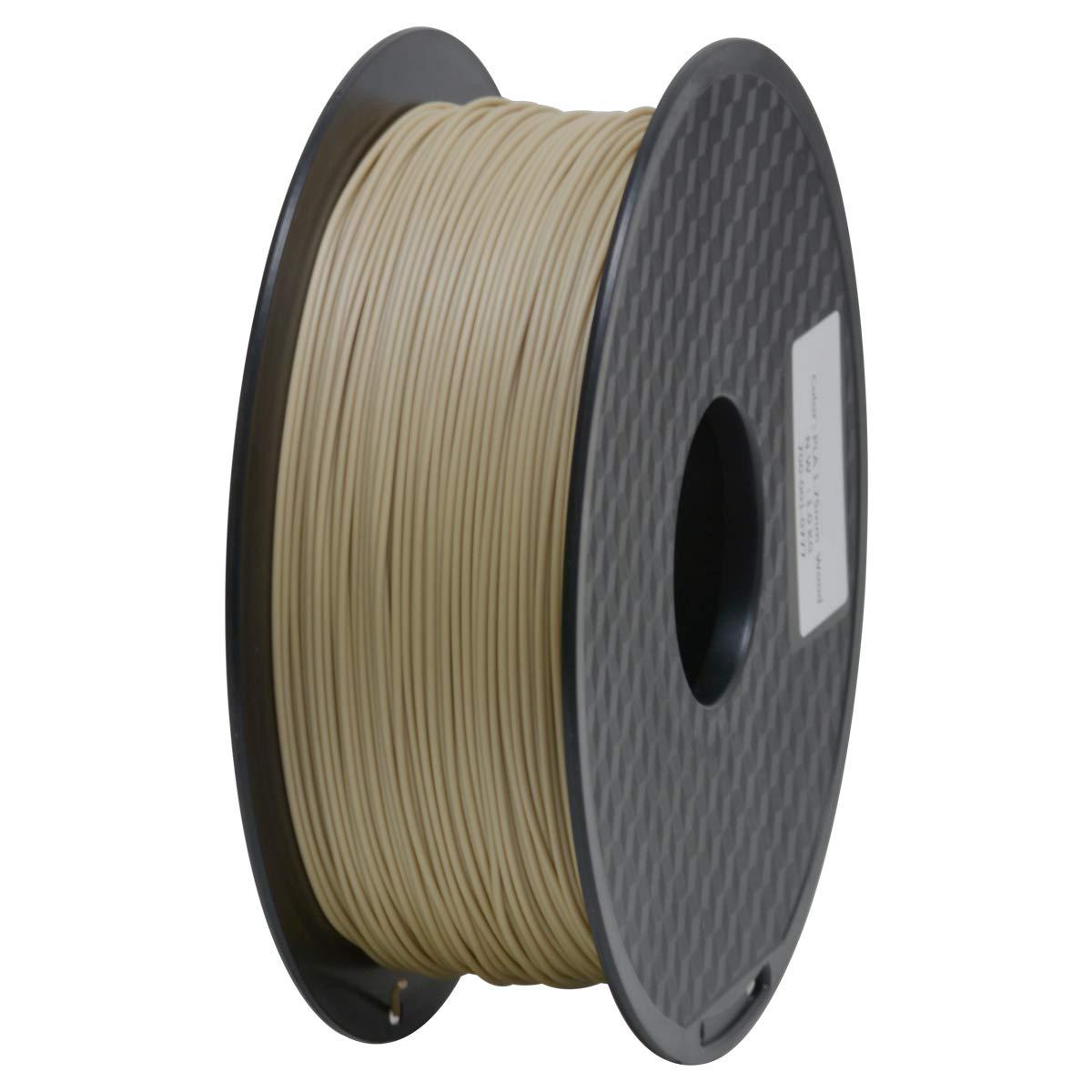 Bianco GEEETECH Filamento PLA 1.75mm 1kg Spool per Stampante 3D
