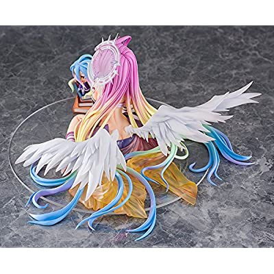 PHAT No Game No Life: Jibril 1:7 Scale PVC Figure: Toys & Games