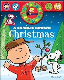 A Charlie Brown Christmas Book.A Charlie Brown Christmas Play A Song Book Peanuts Play