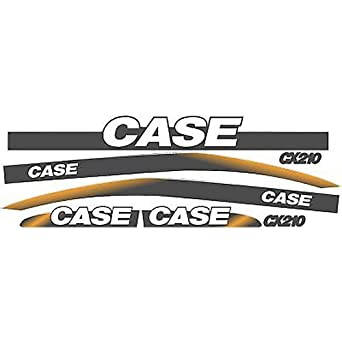 FREE SHIPPING Case Model C Tractor Decal Set NEW