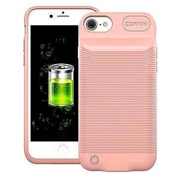 iPhone 8 caja de la batería 2800 mAh iPhone cargador ...