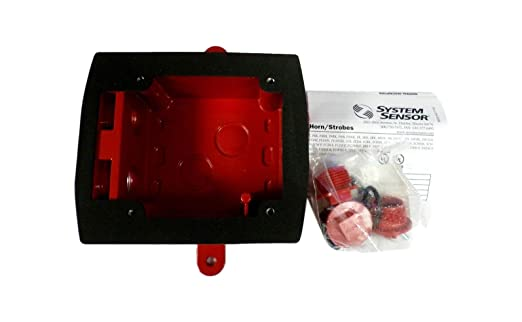 Amazon.com: SpectrAlert SA-WBB System Sensor Weather Proof ...