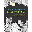 Color Yourself Creative: Coloring Pages from the Creative Sandbox Community