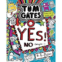 Tom Gates Book 8: Yes! No (Maybe) by Liz Pinchon